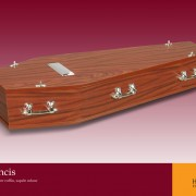St Francis Coffin