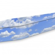 expression coffin cloudy sky
