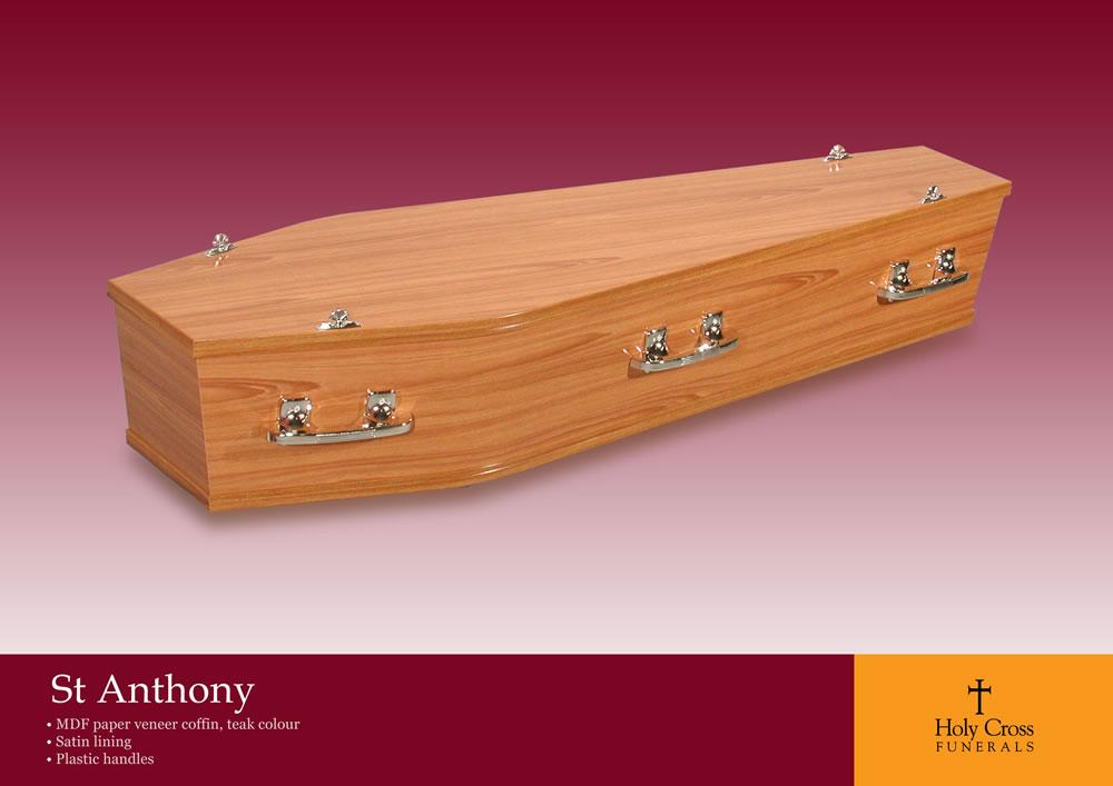 St Anthony Coffin