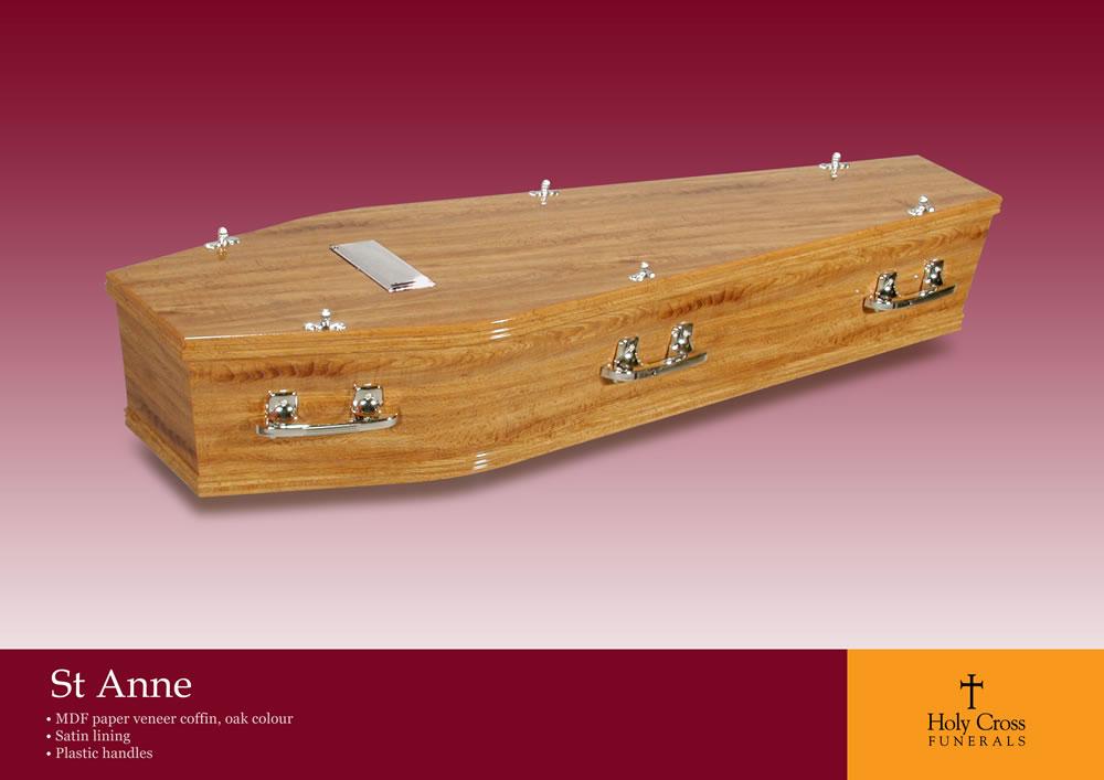 St Anne Coffin