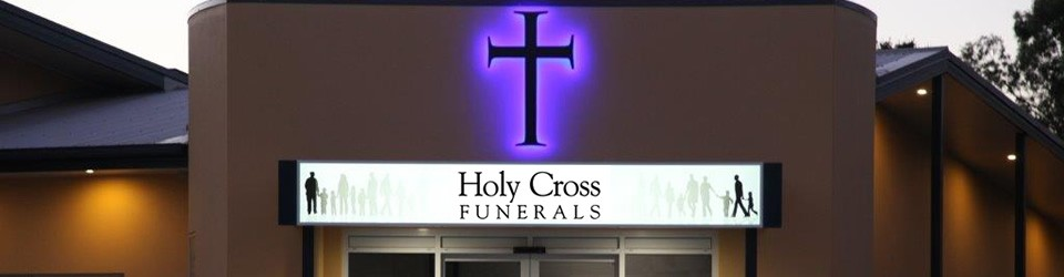 holy cross entrance
