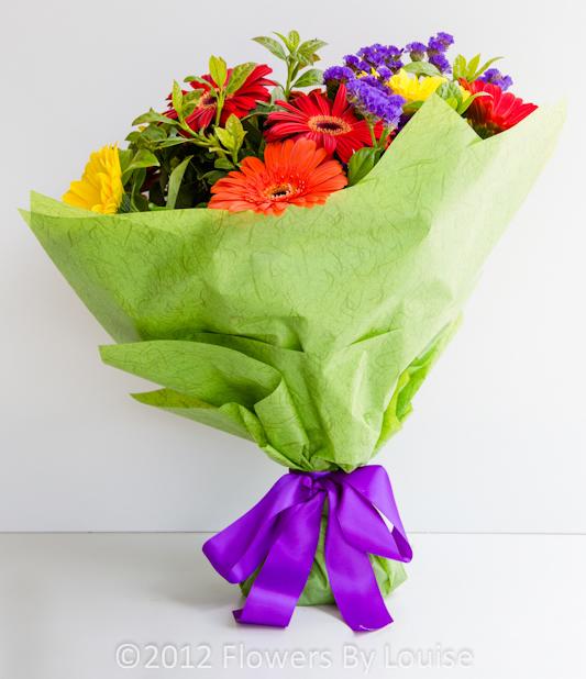 Bouquet of Assorted Gerberas