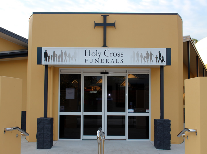 Contact Holy Cross Funerals